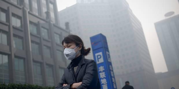 "Pollution: Pékin suffoque, Xi Jinping veut ""galvaniser"" la COP21 - La DH"