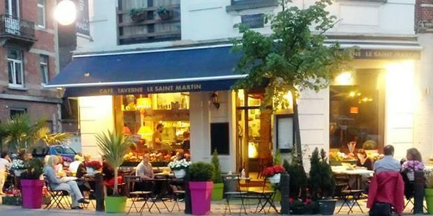 Bruxelles: les terrasses de l'horeca interdites de plantations - La DH