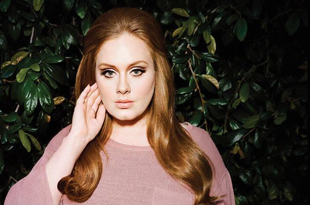 Un petit air de Lana del Rey. Adele a 21 ans