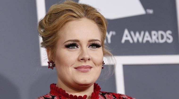 En 2013 lors des Grammy Awards, le cheveu moins apprêté.
