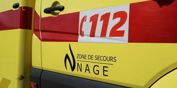 Namur : Fuite de gaz au quartier de la Gare - La DH