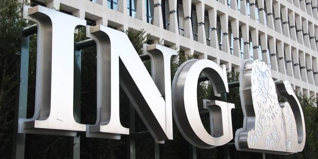ING Belgique supprime 50 agences et 185 emplois - La DH