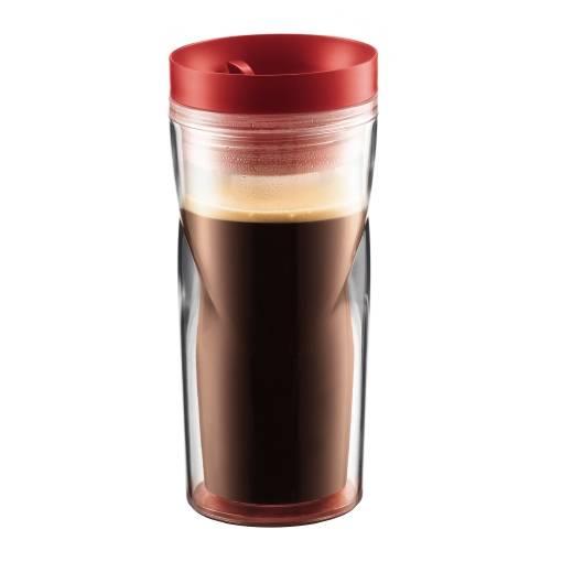 Mug de voyage Bodum, 14,90€. http://www.bodum.com/be