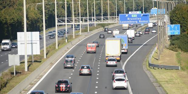 Les Belges favorables à un régime de vitesse à la française sur les autoroutes. Et vous? (SONDAGE) - La DH