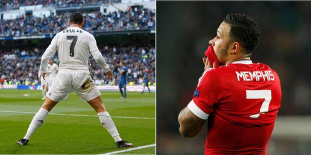 Ligue des Champions: Manchester United dehors, nouveau record pour Ronaldo (PHOTOS) - La DH