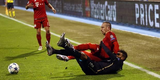 Deux mauvaises nouvelles pour Franck Ribéry - La DH