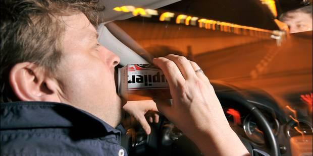 Tolérance zéro: Les jeunes conducteurs ne pourront plus boire un seul verre d'alcool ! - La DH