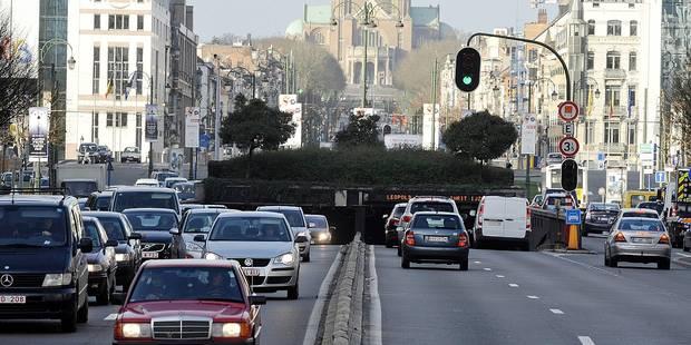 Pas de fermeture complète du tunnel Léopold II - La DH
