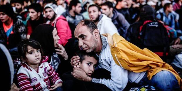 Une majorité de Belges veut arrêter ou réduire l'accueil des réfugiés - La DH
