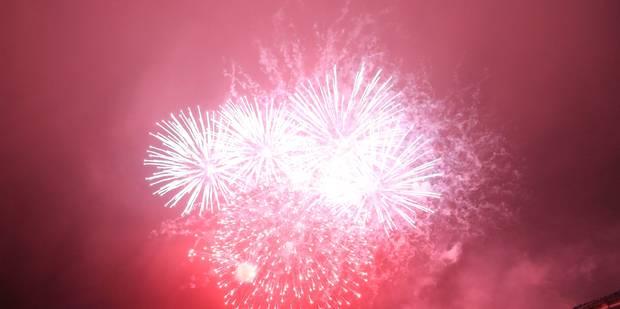 Le piétonnier bruxellois accueillera le feu d'artifice à l'occasion du Nouvel An - La DH