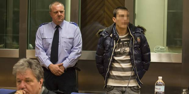 25 ans pour le meurtrier de Mimie Deflandre - La DH