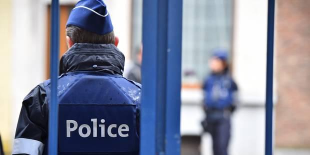 2.500 policiers de plus sur le terrain - La DH