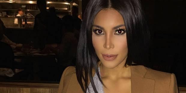 Cette jeune femme n'est pas Kim Kardashian (Photos) - La DH