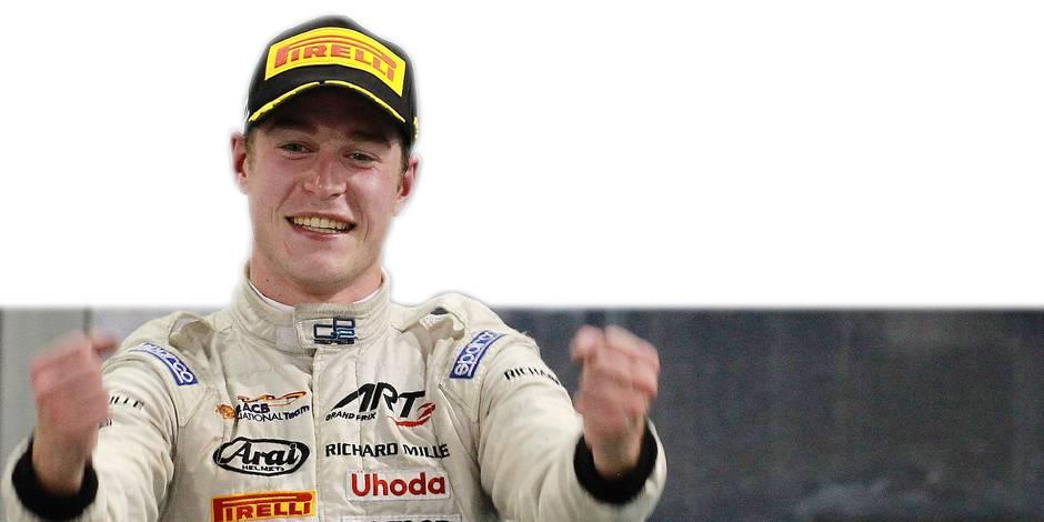 """Vandoorne: """"Sacre et records en GP2, je ne peux rien faire de plus pour mon futur en F1"""" - La DH"""