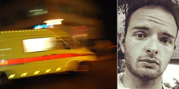 Cerfontaine: Jean-Philippe tué contre le rail de sécurité - La DH