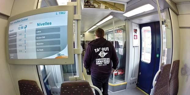 Wi-Fi dans les trains : deux systèmes seront testés - La DH