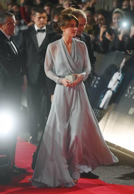 Kate Middleton à la première de Spectre
