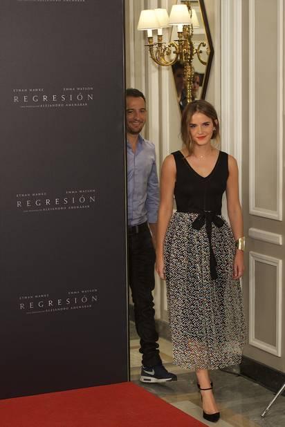 Emma Watson pour la sortie de Regression