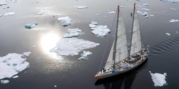 Le réchauffement fait trembler le Groenland - La DH