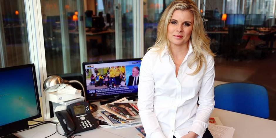 Le RTL Info vu des coulisses avec Caroline Fontenoy - La DH