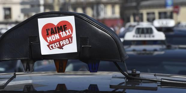 Un Paris-Lyon en taxi... sans payer - La DH