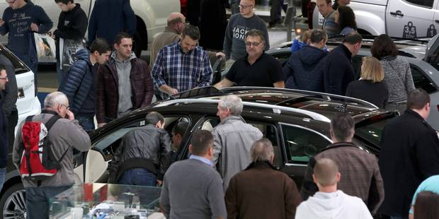 Et la voiture la plus vendue en Belgique en 2015 est... - La DH