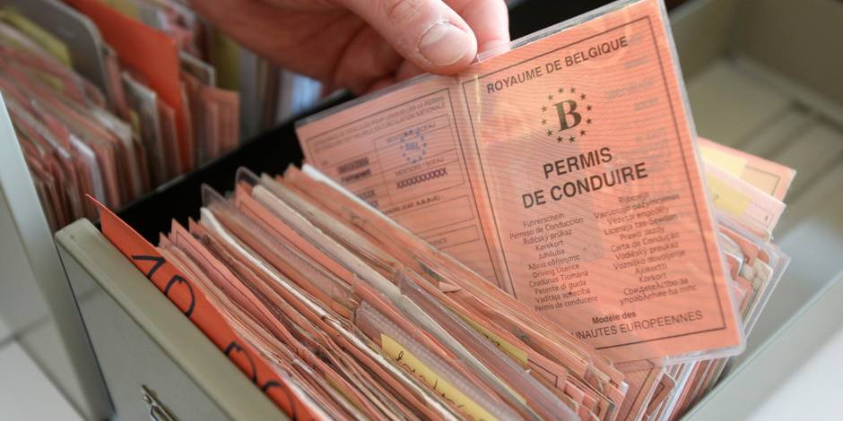 Exclusif: les Wallons contre le permis à points, les Flamands pour (INFOGRAPHIE) - La DH