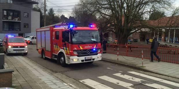 Embourg: 80 enfants évacués de leur école! - La DH