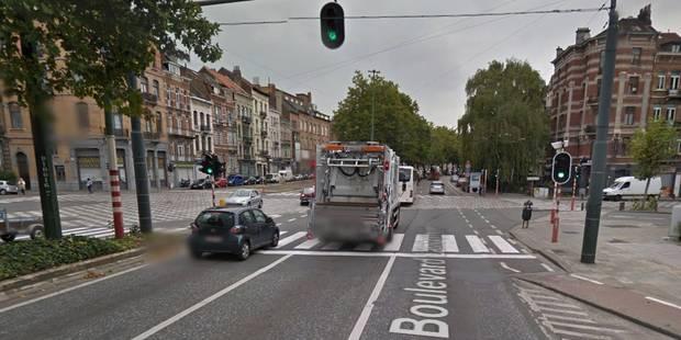 Schaerbeek: un piéton dans un état critique après avoir été heurté par une voiture - La DH
