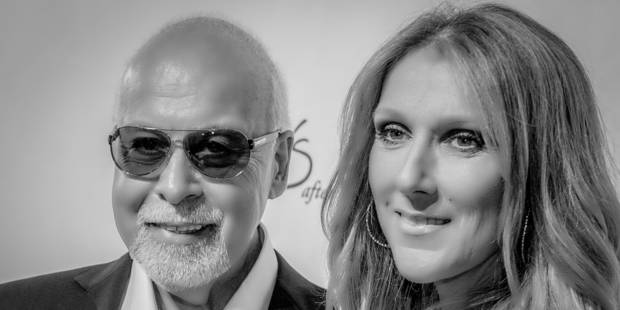 René Angelil, le mari de Céline Dion, est décédé - La DH