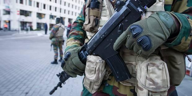 Rixe à Molenbeek-Saint-Jean: les militaires seront entendus comme témoins et victimes - La DH