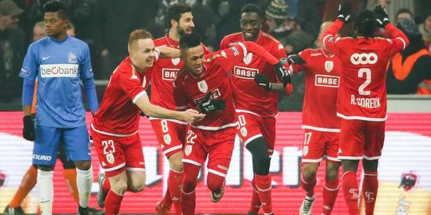 Coupe de Belgique: le Standard prend une option face à Genk (2-0), Edmilson buteur pour sa première à Sclessin (PHOTOS &...