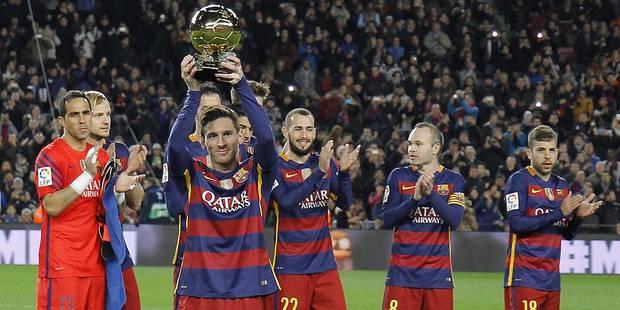 Voici à quoi ressemblerait le prochain maillot du Barça! (IMAGE) - La DH
