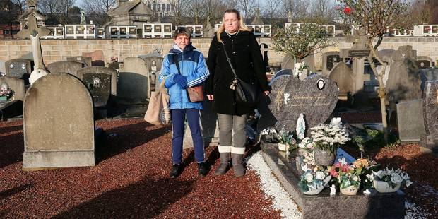"""Molenbeek: """"Ils volent les peluches sur les tombes de nos enfants"""" - La DH"""