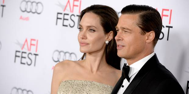 Angelina Jolie et Brad Pitt déménagent à Londres, pour sauver leur couple ? - La DH