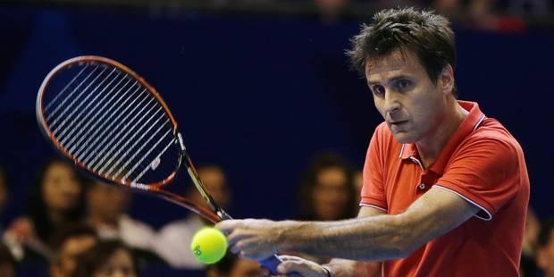 Tennis: Santoro rejette l'idée d'une défaite volontaire de Djokovic en 2007 - La DH