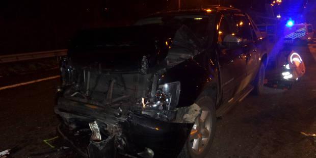 Un pick-up emboutit trois voitures à Fontaine-l'Evêque - La DH