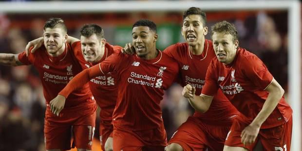 League Cup: Liverpool en finale au forceps - La DH