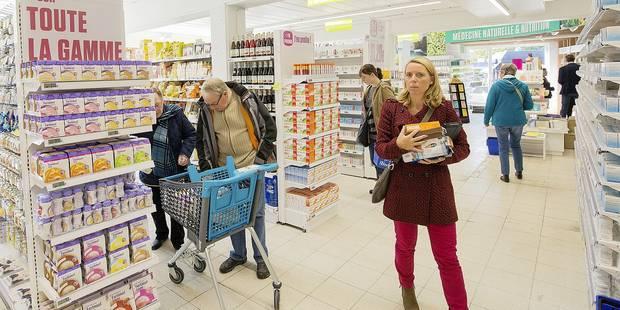 Cinq nouveaux supermarchés de la santé en Belgique en 2016 - La DH