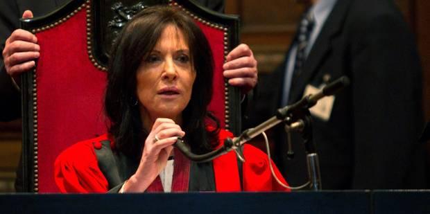 Qui est Karin Gérard, la magistrature personnifiée? - La DH