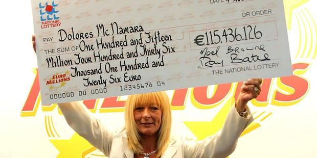 L'Euro Millions va faire peau neuve - La DH