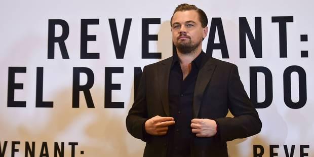 Leo DiCaprio et Brie Larson triomphent lors des SAG Awards - La DH