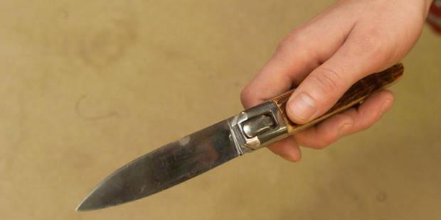 Règlement de comptes au couteau près de la gare de Mons - La DH