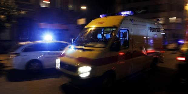 Huit personnes intoxiquées lors d'un feu de cave à Saint-Josse-ten-Noode - La DH