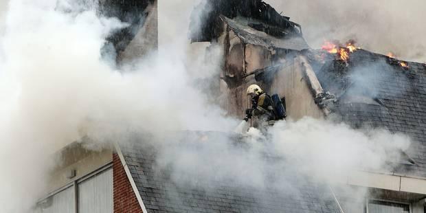 Les pompiers bruxellois n'ont pas chômé en 2015 : 37 interventions par jour - La DH