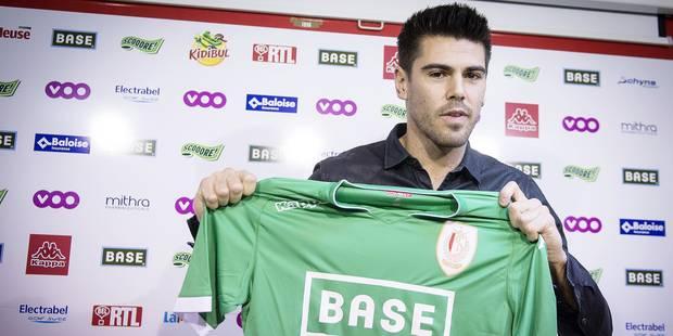 """Valdés: """"Au Standard, je suis redevenu un footballeur"""" - La DH"""