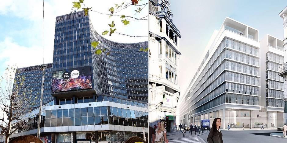 Exclusif: l'administration bruxelloise déménagera au Centre 58 - La DH