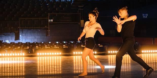Loïc Nottet danse en 3D à Bruxelles - La DH