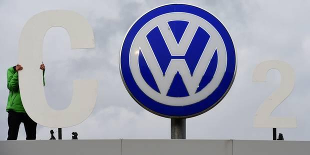 Le rappel des voitures VW concernées débutera en mars en Belgique - La DH