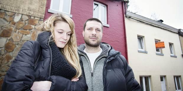 Explosion à Liège: Philippe et Cynthia sont passés tout près de la mort - La DH